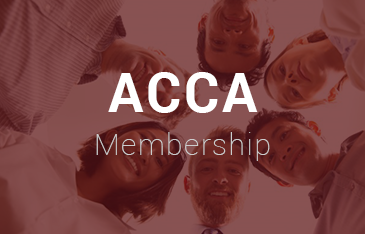 Qualifications on the path to ACCA Membership