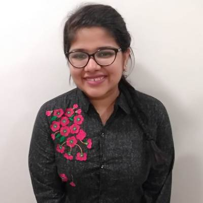 Shivani M :