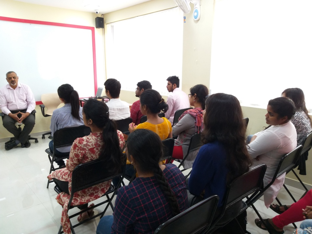 Student Interaction Sessions by ACCA