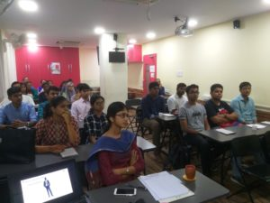 Orientation Programme for the new batch of AB and FA